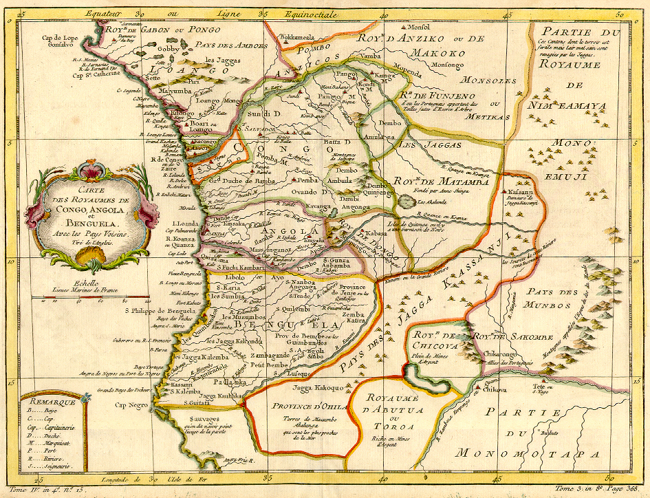 1650s in Angola