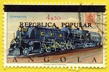 centenario do selo: 1870 - 1970 ( Angola Independente - 1975-11-11 )